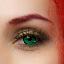 Цветные линзы EOS V209LB Green