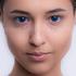 Цветные линзы EOS V209LB Blue Фото 2